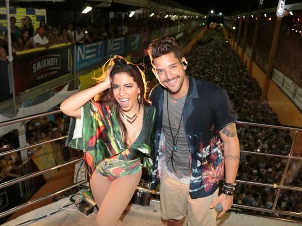 Felipe Pezzoni e Anitta